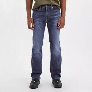 Levi's Dark Wash 514 Straight Fit Flex Jeans 33x30
